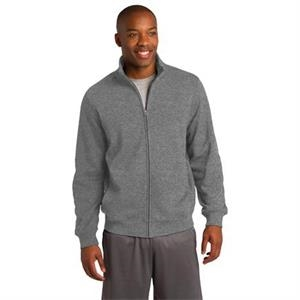 Sport-Tek Full-Zip Sweatshirt.