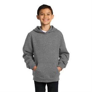 Sport-Tek Youth Pullover Hooded Sweatshirt.